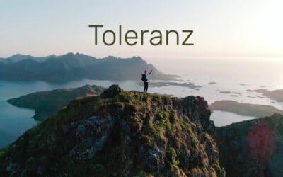 Wochenimpuls #23 – Toleranz